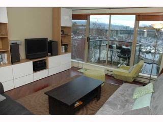"Photo 2: 543 1515 W 2ND Avenue in Vancouver: False Creek Condo for sale in ""ISLAND COVE"" (Vancouver West)  : MLS®# V817567"