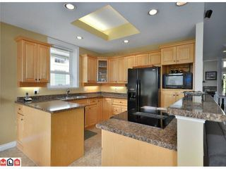 "Photo 6: 20 31450 SPUR Avenue in Abbotsford: Abbotsford West Townhouse for sale in ""LAKEPOINTE VILLAS"" : MLS®# F1023211"