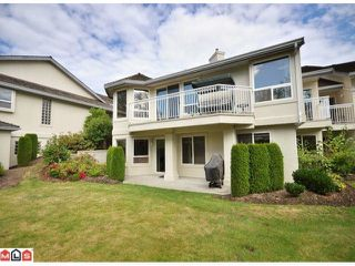 "Photo 10: 20 31450 SPUR Avenue in Abbotsford: Abbotsford West Townhouse for sale in ""LAKEPOINTE VILLAS"" : MLS®# F1023211"