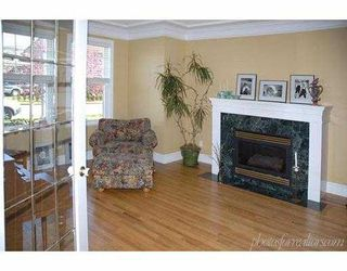 Photo 3: 4920 BRANSCOMBE CT in Richmond: Steveston South House for sale : MLS®# V587505