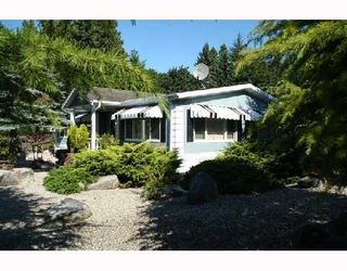 Main Photo: 5647 CREEKSIDE Place in Sechelt: Sechelt District House for sale (Sunshine Coast)  : MLS®# V716528