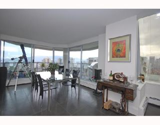 """Photo 6: 2403 1020 HARWOOD Street in Vancouver: West End VW Condo for sale in """"THE CRYSTALLIS"""" (Vancouver West)  : MLS®# V732981"""