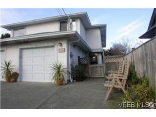 Photo 1:  in VICTORIA: Vi Jubilee Half Duplex for sale (Victoria)  : MLS®# 457901