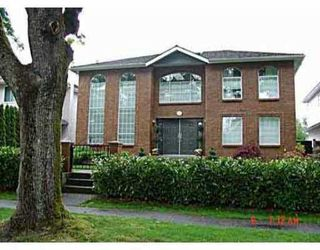 Photo 1: 2971 W 39TH Avenue in Vancouver: Kerrisdale House for sale (Vancouver West)  : MLS®# V757376