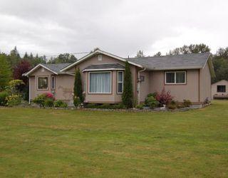 Photo 1: 25475 130TH Avenue in Maple_Ridge: Websters Corners House for sale (Maple Ridge)  : MLS®# V757392