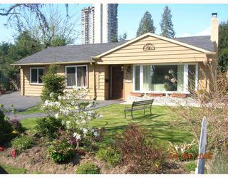 "Photo 1: 1840 SOWDEN Street in North_Vancouver: Norgate House for sale in ""NORGATE"" (North Vancouver)  : MLS®# V763285"