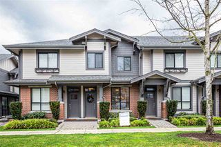 "Photo 1: 4 2988 151 Street in Surrey: Sunnyside Park Surrey Townhouse for sale in ""SouthPoint Walk"" (South Surrey White Rock)  : MLS®# R2425343"