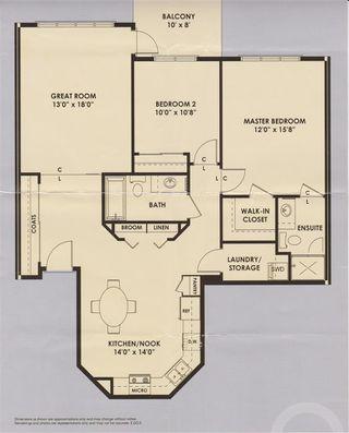 Photo 18: 332 9820 165 Street in Edmonton: Zone 22 Condo for sale : MLS®# E4183575