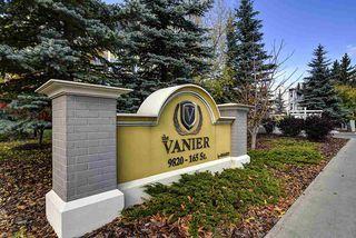 Photo 2: 332 9820 165 Street in Edmonton: Zone 22 Condo for sale : MLS®# E4183575