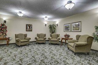 Photo 33: 332 9820 165 Street in Edmonton: Zone 22 Condo for sale : MLS®# E4183575