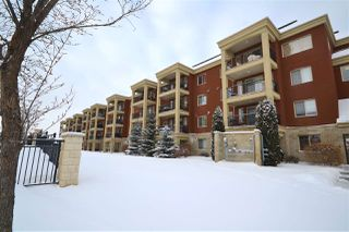 Photo 1: 301 500 PALISADES Way: Sherwood Park Condo for sale : MLS®# E4184435