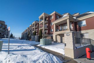 Photo 26: 301 500 PALISADES Way: Sherwood Park Condo for sale : MLS®# E4184435