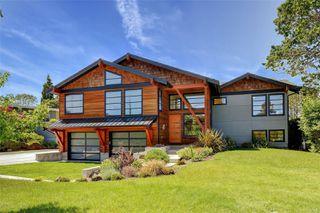 Photo 2: 3420 Woodburn Ave in Oak Bay: OB Henderson Single Family Detached for sale : MLS®# 841872