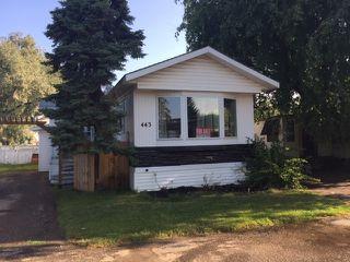 Photo 2: 443 10770 Winterburn RD in Edmonton: Zone 59 Mobile for sale : MLS®# E4210062