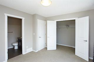 Photo 19: 30 603 WATT Boulevard in Edmonton: Zone 53 Townhouse for sale : MLS®# E4206825