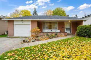 Photo 1: 20 Westdale Avenue: Orangeville House (Backsplit 4) for sale : MLS®# W4975087