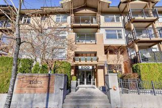 """Main Photo: 309 500 KLAHANIE Drive in Port Moody: Port Moody Centre Condo for sale in """"THE TIDES"""" : MLS®# R2521595"""