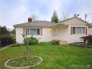 Photo 15: 3810 Merriman Dr in VICTORIA: SE Cedar Hill Single Family Detached for sale (Saanich East)  : MLS®# 520966
