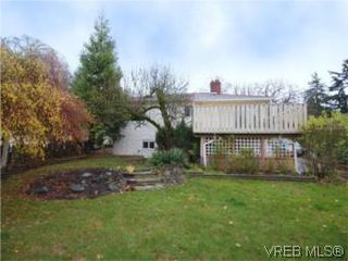 Photo 18: 3810 Merriman Dr in VICTORIA: SE Cedar Hill Single Family Detached for sale (Saanich East)  : MLS®# 520966
