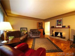 Photo 1: 3810 Merriman Dr in VICTORIA: SE Cedar Hill Single Family Detached for sale (Saanich East)  : MLS®# 520966