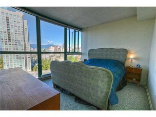 """Photo 6: 1501 907 BEACH Avenue in Vancouver: False Creek North Condo for sale in """"CORAL COURT"""" (Vancouver West)  : MLS®# V853944"""
