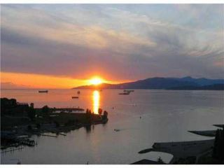 """Photo 1: 1501 907 BEACH Avenue in Vancouver: False Creek North Condo for sale in """"CORAL COURT"""" (Vancouver West)  : MLS®# V853944"""