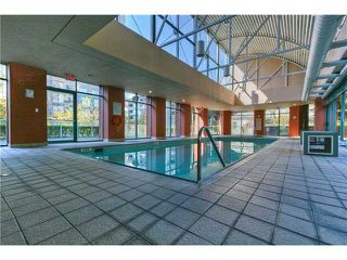 """Photo 10: 1501 907 BEACH Avenue in Vancouver: False Creek North Condo for sale in """"CORAL COURT"""" (Vancouver West)  : MLS®# V853944"""