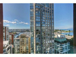"""Photo 8: 1501 907 BEACH Avenue in Vancouver: False Creek North Condo for sale in """"CORAL COURT"""" (Vancouver West)  : MLS®# V853944"""