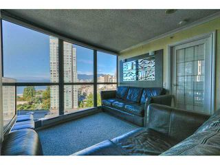 """Photo 5: 1501 907 BEACH Avenue in Vancouver: False Creek North Condo for sale in """"CORAL COURT"""" (Vancouver West)  : MLS®# V853944"""