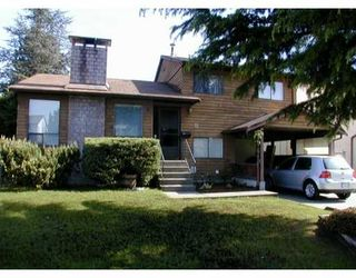 """Main Photo: 3185 BOWEN DR in Coquitlam: New Horizons House for sale in """"NEW HORIZONS"""" : MLS®# V534997"""