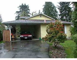 Photo 1: 1654 COQUITLAM AV in Port_Coquitlam: Glenwood PQ House for sale (Port Coquitlam)  : MLS®# V335537