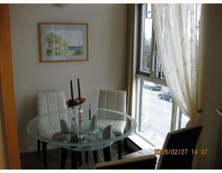 "Photo 5: 110 2515 ONTARIO Street in Vancouver: Mount Pleasant VW Condo for sale in ""THE ELEMENTS"" (Vancouver West)  : MLS®# V754883"