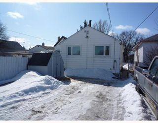 Photo 10: 1607 ROSS Avenue West in WINNIPEG: Brooklands / Weston Residential for sale (West Winnipeg)  : MLS®# 2903782