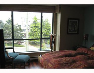 "Photo 7: 306 1318 W 6TH Avenue in Vancouver: Fairview VW Condo for sale in ""BIRCH GARDENS"" (Vancouver West)  : MLS®# V764182"