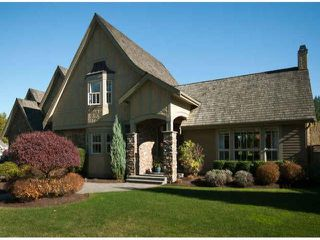 Photo 1: 13610 20A AV in Surrey: Elgin Chantrell House for sale (South Surrey White Rock)  : MLS®# F1324548