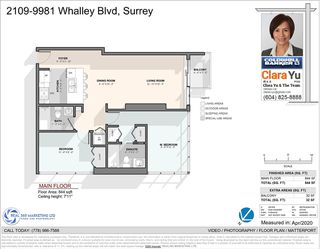 """Photo 21: 2109 9981 WHALLEY Boulevard in Surrey: Whalley Condo for sale in """"PARK PLACE 2"""" (North Surrey)  : MLS®# R2437673"""