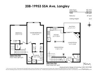 """Photo 27: 208 19953 55A Avenue in Langley: Langley City Condo for sale in """"Bayside Court"""" : MLS®# R2461204"""
