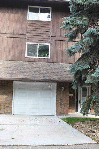 Main Photo: 3 GLAEWYN Estates: St. Albert Townhouse for sale : MLS®# E4204690