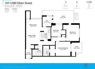 "Photo 26: 107 5380 OBEN Street in Vancouver: Collingwood VE Condo for sale in ""URBA"" (Vancouver East)  : MLS®# R2476218"