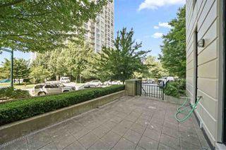 "Photo 2: 107 5380 OBEN Street in Vancouver: Collingwood VE Condo for sale in ""URBA"" (Vancouver East)  : MLS®# R2476218"