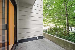 "Photo 24: 107 5380 OBEN Street in Vancouver: Collingwood VE Condo for sale in ""URBA"" (Vancouver East)  : MLS®# R2476218"