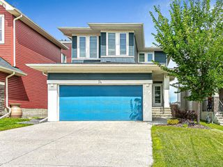 Main Photo: 74 SILVERADO PLAINS Common SW in Calgary: Silverado Detached for sale : MLS®# A1015779