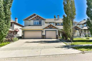Main Photo: 1347 RUTHERFORD Road in Edmonton: Zone 55 House Half Duplex for sale : MLS®# E4209241