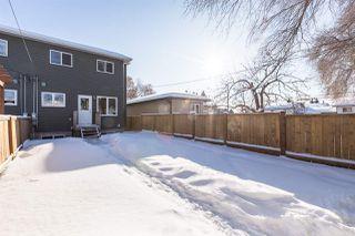 Photo 41: 10406 155 Street in Edmonton: Zone 21 House Half Duplex for sale : MLS®# E4211707