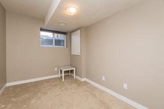Photo 36: 10406 155 Street in Edmonton: Zone 21 House Half Duplex for sale : MLS®# E4211707