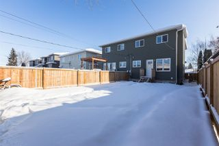 Photo 42: 10406 155 Street in Edmonton: Zone 21 House Half Duplex for sale : MLS®# E4211707