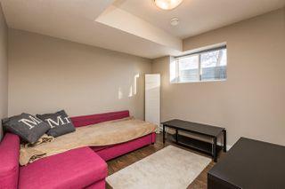 Photo 28: 10406 155 Street in Edmonton: Zone 21 House Half Duplex for sale : MLS®# E4211707