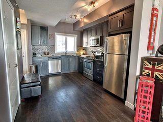 Photo 4: 59 2560 Pegasus Boulevard in Edmonton: Zone 27 Townhouse for sale : MLS®# E4213738