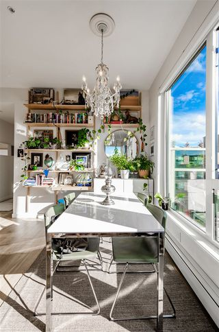 """Photo 13: 705 384 E 1ST Avenue in Vancouver: Strathcona Condo for sale in """"CANVAS"""" (Vancouver East)  : MLS®# R2507867"""
