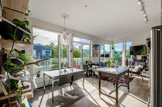 """Photo 6: 705 384 E 1ST Avenue in Vancouver: Strathcona Condo for sale in """"CANVAS"""" (Vancouver East)  : MLS®# R2507867"""